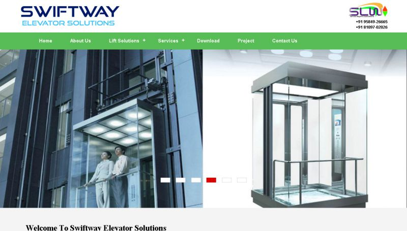 Swiftway Elevator Solutions
