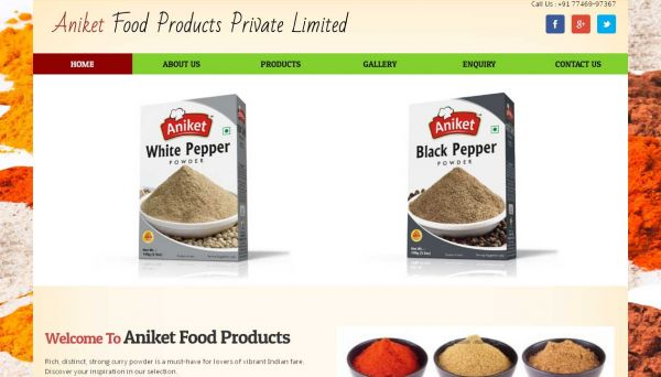 Aniket Food Products