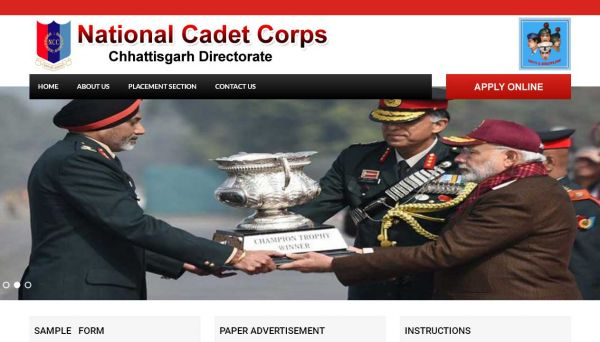 National Cadet Corps Chhattisgarh Directorate
