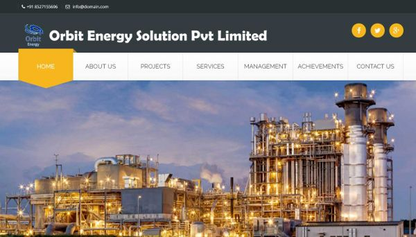 Orbit Energy Solution Pvt. Limited