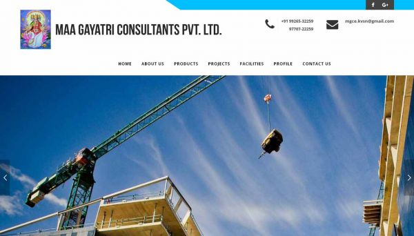 Maa Gayatri Consultants Pvt. Ltd.